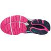 Mizuno Wave Rider 20 Buty do biegania Kobiety różowy/turkusowy